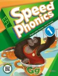 Speed Phonics 1 Student Book w/Workbook,Audio CD,Digital CD,and flashcards