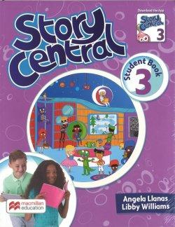 画像1: Story Central Level 3 Student Book Pack