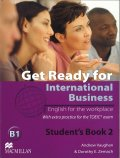 Get Ready for International Business level 2  Student Book with TOEIC