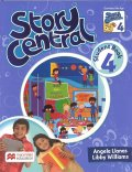Story Central Level 4 Student Book Pack