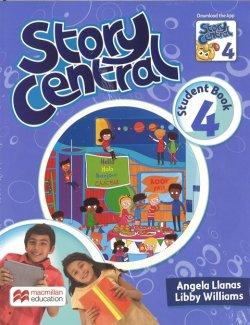 画像1: Story Central Level 4 Student Book Pack