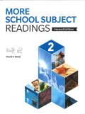 More School Subject Reading 2nd edition Level 2 Student Book with Workbook and Hybrid CD