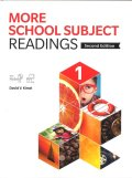 More School Subject Reading 2nd edition Level 1 Student Book with Workbook and Hybrid CD