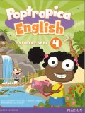Poptropica English level 4 Student Book