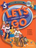 Let's Go 3rd 5 Student Book w/CD-ROM