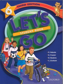 画像1: Let's Go 3rd 6 Student Book w/CD-ROM