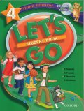 Let's Go 3rd 4 Student Book w/CD-ROM