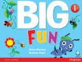 Big Fun 1 Student Book w/CD ROM