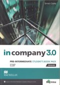 In Company 3.0 Pre-Intermediate Student Book Premium Pack