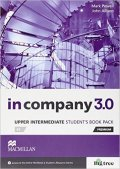 In Company 3.0 Upper Intermediate Student Book Premium Pack