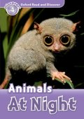 Read and Discover Level 4 Animals at Night