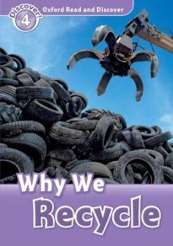 画像1: Read and Discover Level 4 Why We Recycle