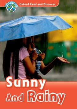 画像1: Read and Discover Level 2 Sunny and Rainy