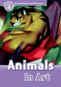 Read and Discover Level 4 Animals In Art