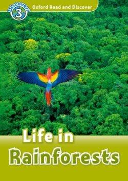 画像1: Read and Discover Level 3 Life in Rainforests