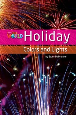 画像1: 【Our World Readers】OWR 3 : Holiday Colors and Lights(non fiction)
