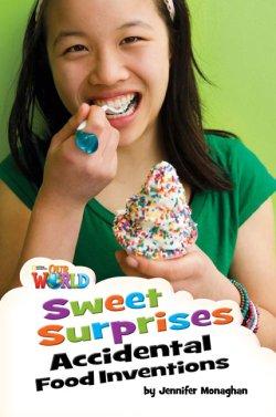 画像1: 【Our World Readers】OWR 4: Sweet Surprises(non fiction)