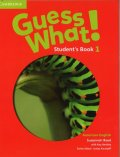 Guess What! American English level 1 Student Book