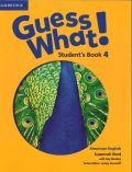 Guess What! American English level 4 Student Book