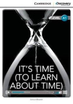 画像1: Intro A1 Level :It's Time (to learn about time) (Cambridge Discovery Interactive Readers)