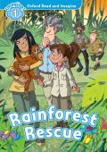 Level 1: Rainforest Rescue Book only