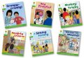 Oxford Reading Tree Stage 2 Patterned Stories with CD