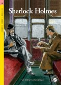 【Compass Classic Readers】Level 4: Sherlock Holmes with MP3 CD