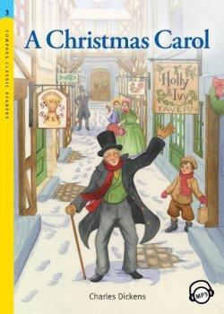 画像1: Level 3: A Christmas Carol with MP3 CD