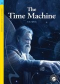 【Compass Classic Readers】Level 3: The Time Machine with MP3 CD
