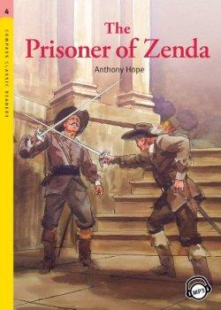 画像1: 【Compass Classic Readers】Level 4: The Prisoner of Zenda with MP3 CD