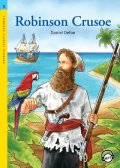 【Compass Classic Readers】Level 3: Robinson Crusoe with MP3 CD