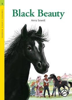 画像1: 【Compass Classic Readers】Level1: Black Beauty  with MP3 CD