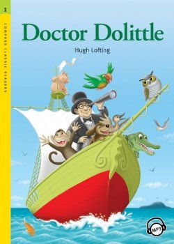 画像1: Level1: Doctor Dolittle  with MP3 CD