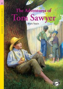 画像1: 【Compass Classic Readers】Level2: The Adventure of Tom Sawyer with MP3 CD