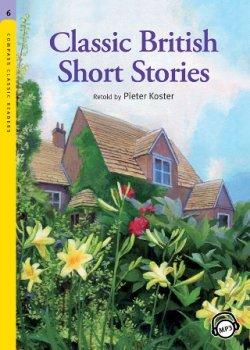 画像1: 【Compass Classic Readers】Level 6:Classic British Short Stories with MP3 CD