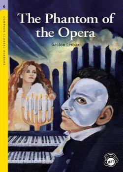 画像1: 【Compass Classic Readers】Level 6: The Phantom of the Opera with MP3 CD