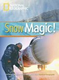 【Footprint Reading Library】Headwords 800: Snow Magic!