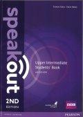 Speak Out 2nd Edition Upper-Intermediate Coursebook w/DVD-ROM