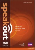 Speak Out 2nd Edition Advanced Coursebook w/DVD-ROM