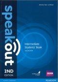 Speak Out 2nd Edition Intermediate Coursebook w/DVD-ROM