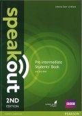 Speak Out 2nd Edition Pre-Intermediate Coursebook w/DVD-ROM