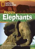 【Footprint Reading Library】Headwords 800: Happy Elephants