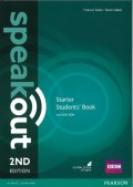 Speak Out 2nd Edition Starter Coursebook w/DVD-ROM