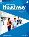American Headway 3rd edition Level 3 Student Book with Oxford Online Skills