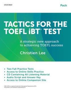 画像1: Tactics for TOEFL iBT Test Teacher/Self-study Pack