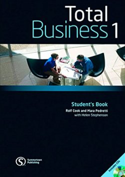 画像1: Total Business Pre-Intermediate level 1 Student Book w/CD