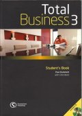 Total Business Level 3 Upper-Intermediate Student Book with Audio CD