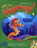 Hip Hip Hooray 2nd Edition 4 Student Book with CD