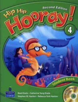 画像1: Hip Hip Hooray 2nd Edition 4 Student Book with CD