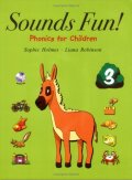 Sounds Fun ! 3 Student Book with Audio CD(Long Vowels&double letter consonants)